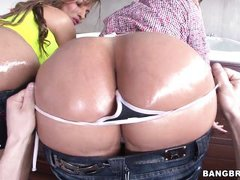 two big butts babes