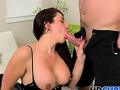 Curvy Mariah Mac gets nailed