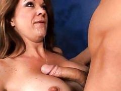 Bigtits mature lady prefers hot and wet orgasm