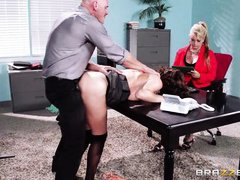 krissy fucked at work