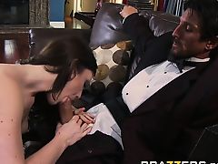 Brazzers - Teens Like It Big -  Butler, Take