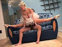 skinny flexible ballerina sex
