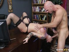 danika fucked at work