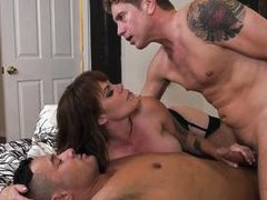 wife turns her husband gay @ wanna fuck my wife gotta fuck me too #11